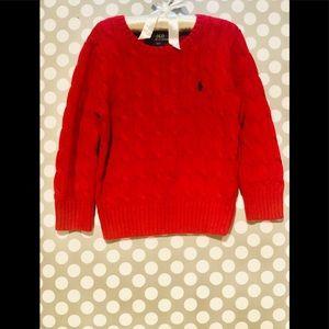 Ralph Lauren Polo - Toddler Boy's Sweater